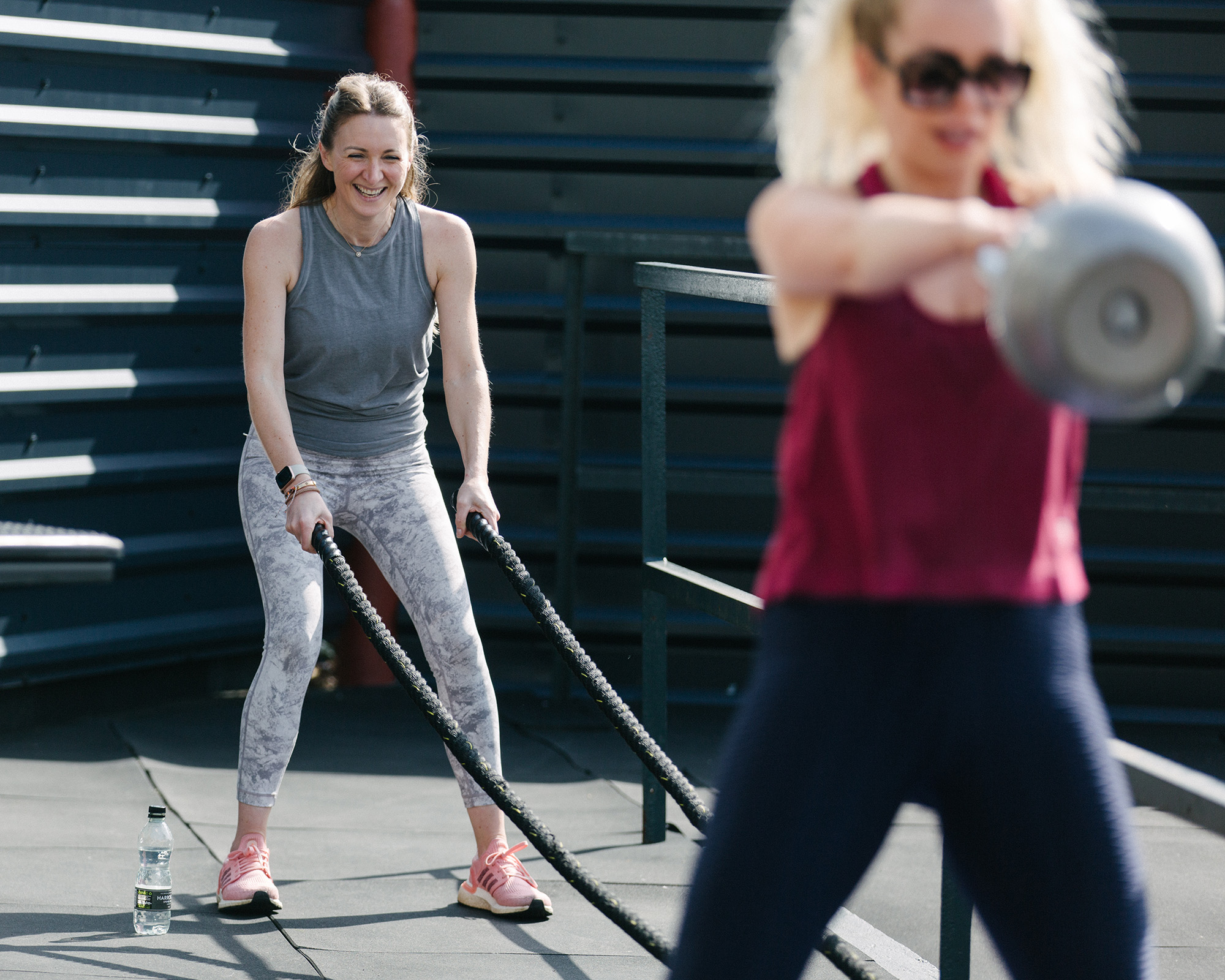 FIT26 Book onto open-air classes