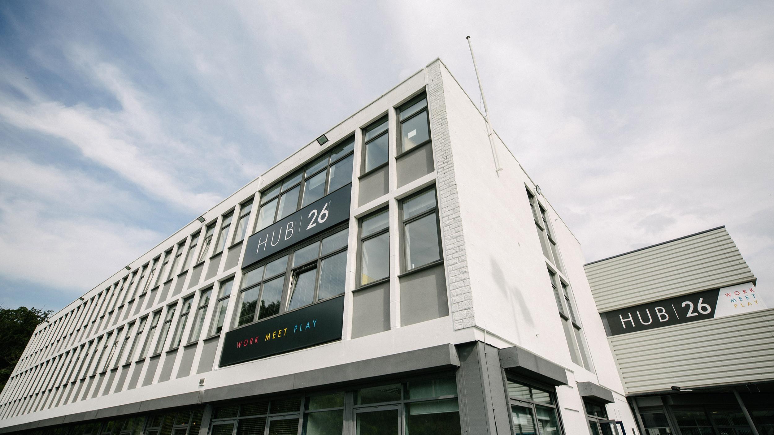 HUB26 Building