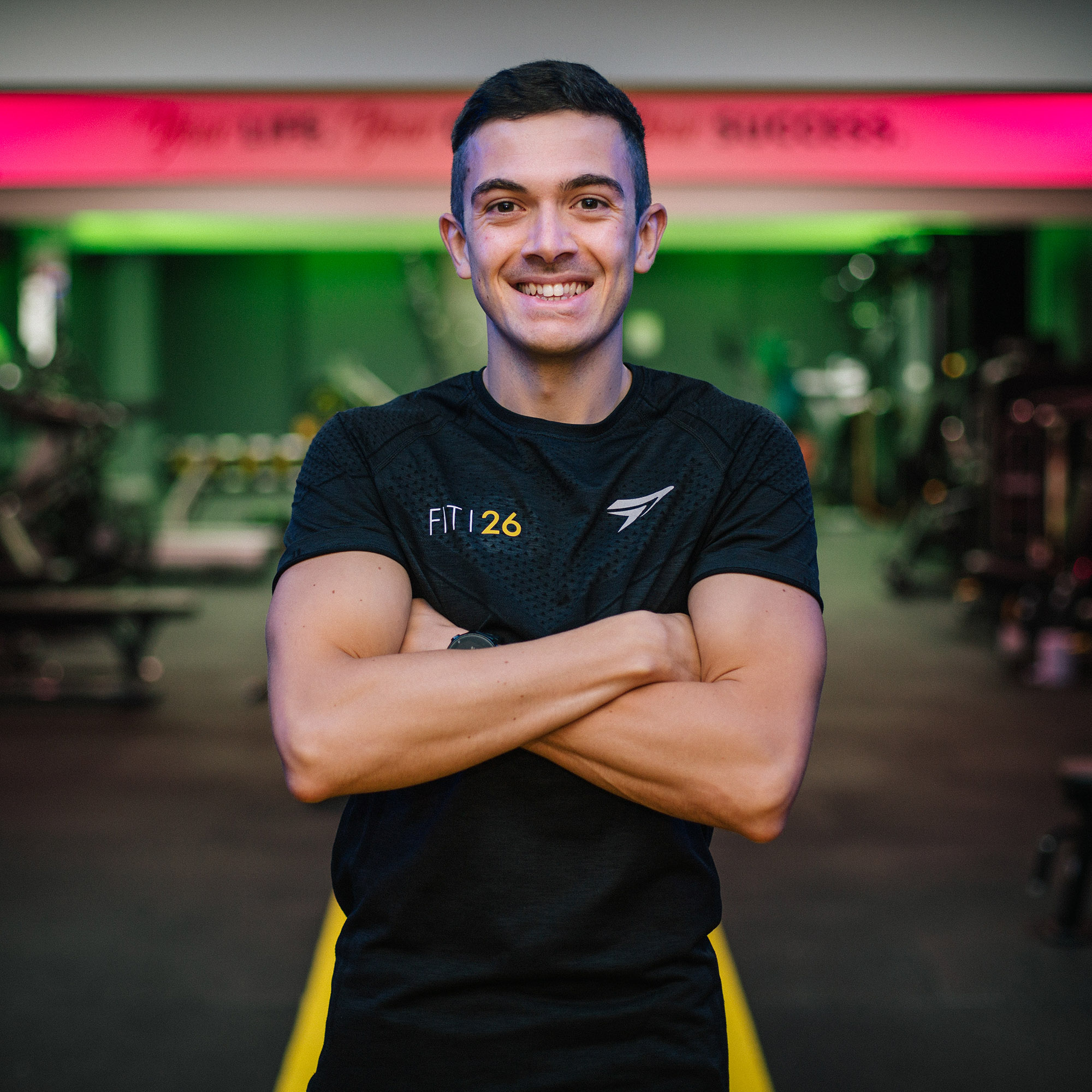 Fit26 Personal Trainer - Josh