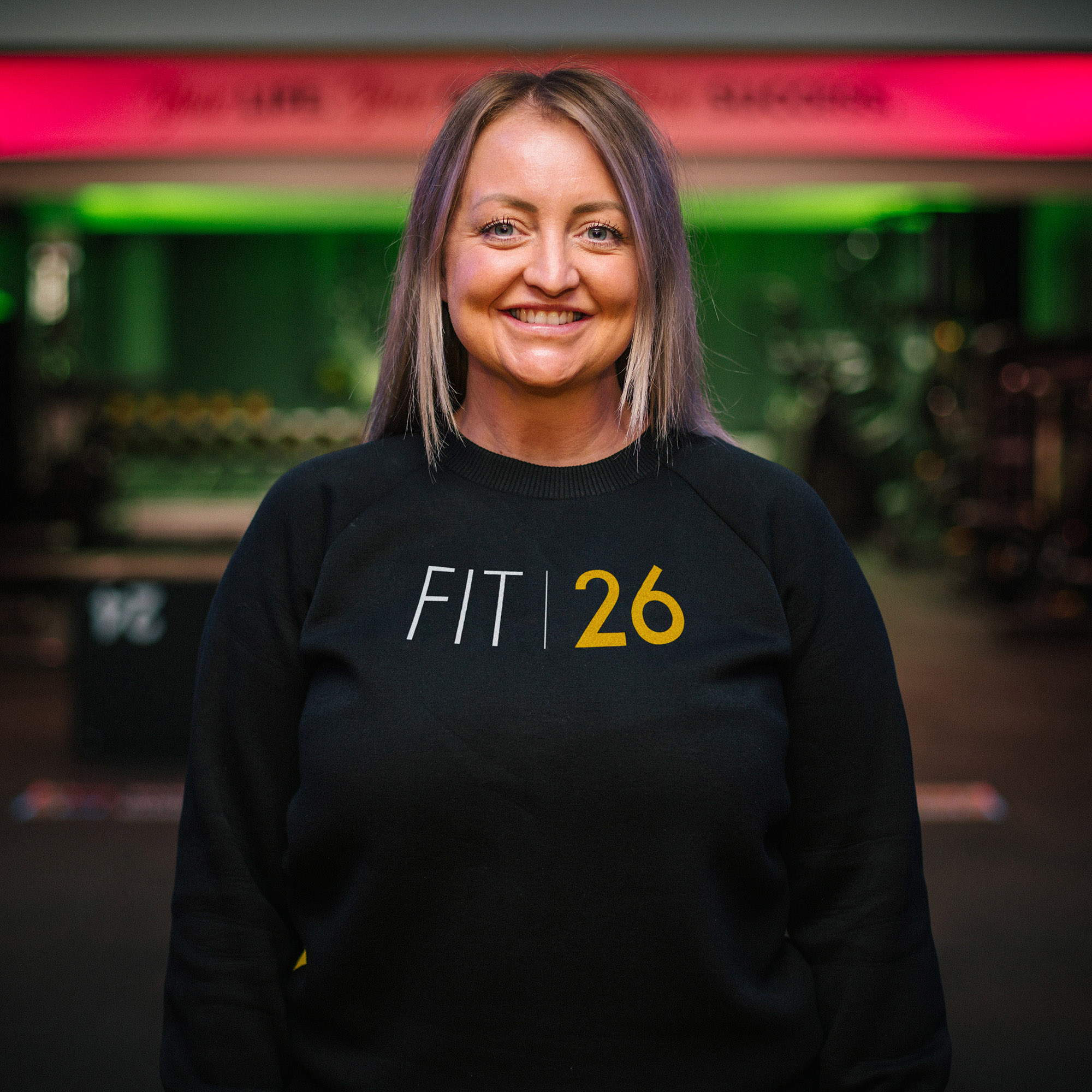 Fit26 Personal Trainer Rachael