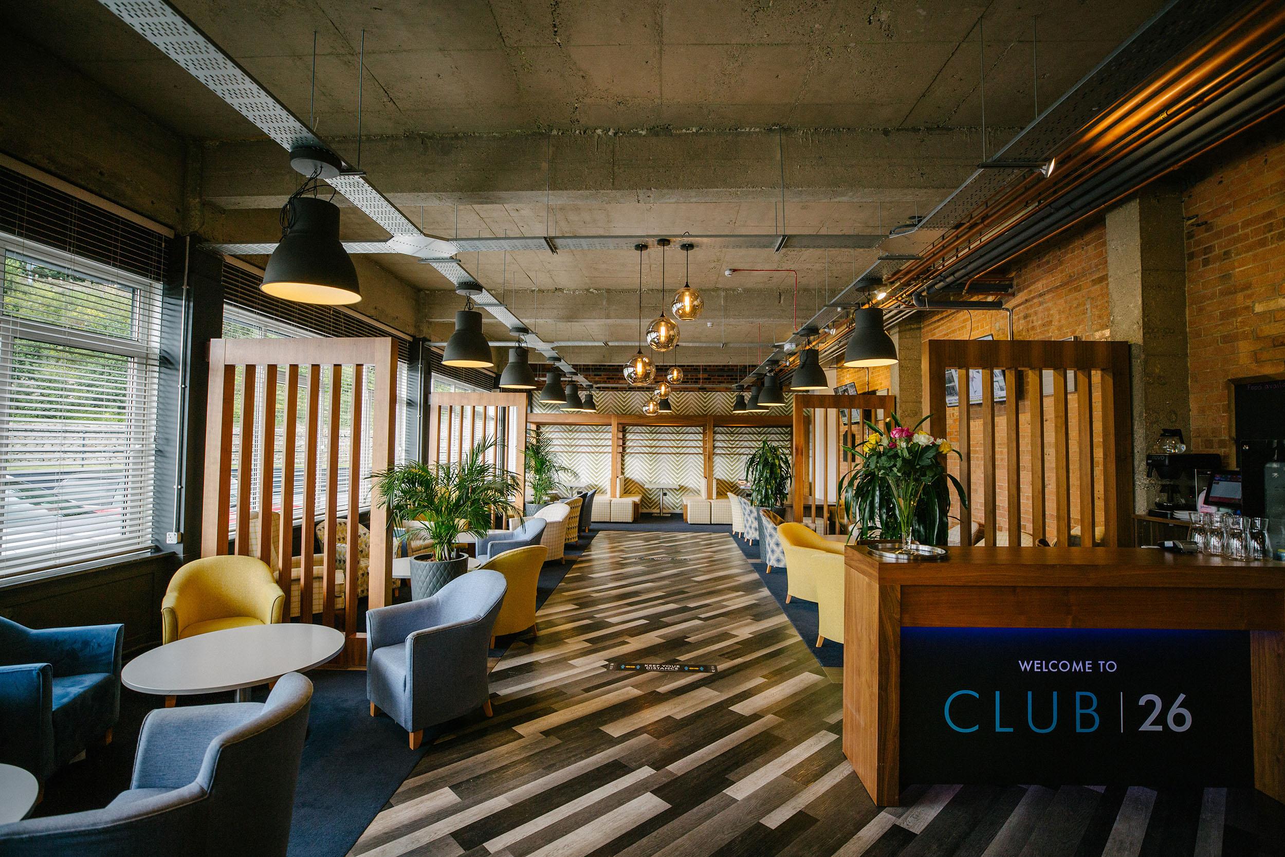 Hub26 Lounge