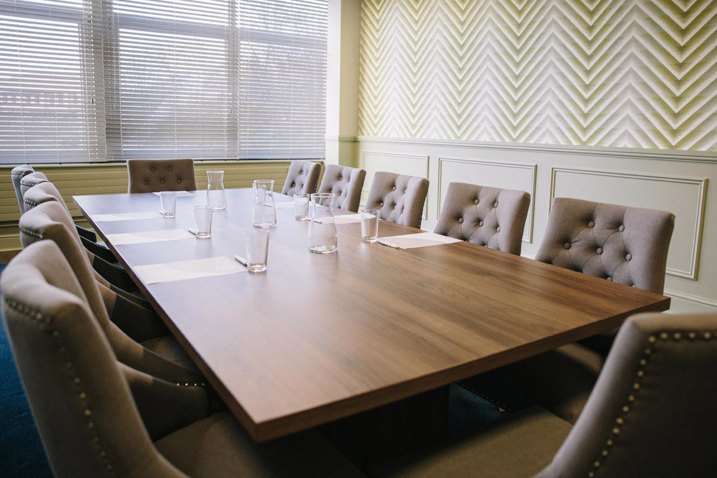 Hub26 Boardroom