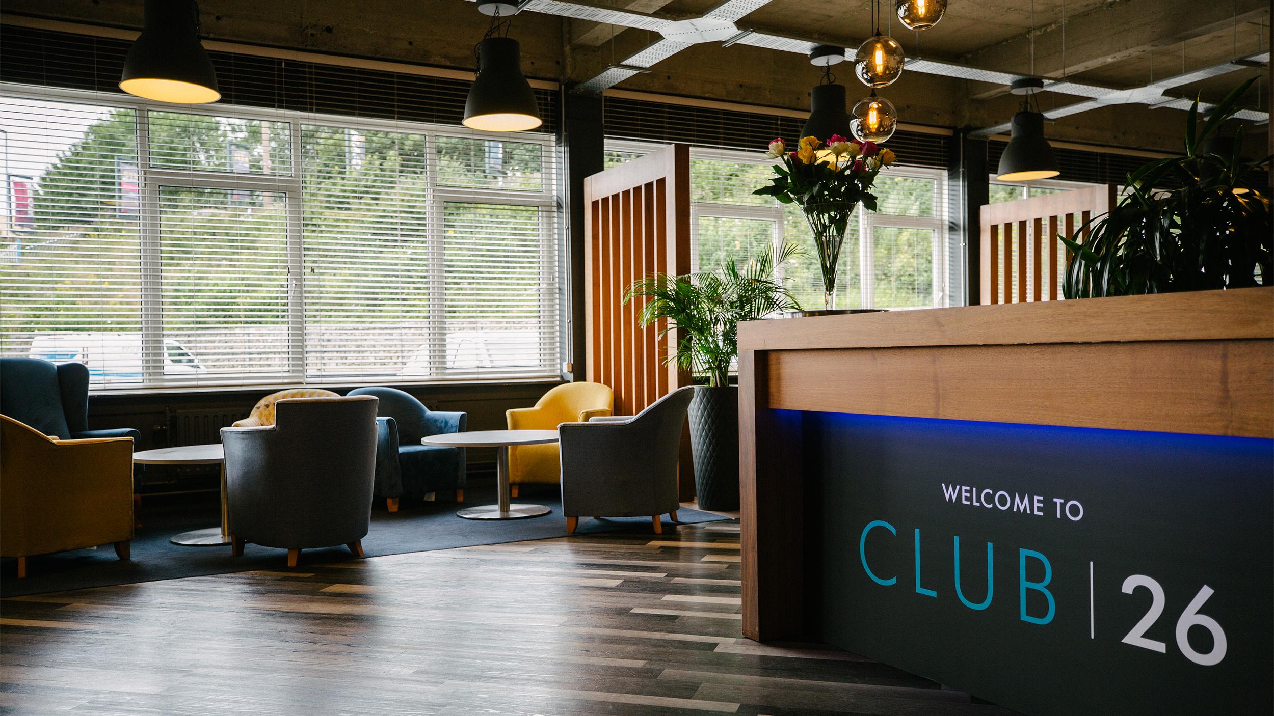 hub26 meet - club26 co-working