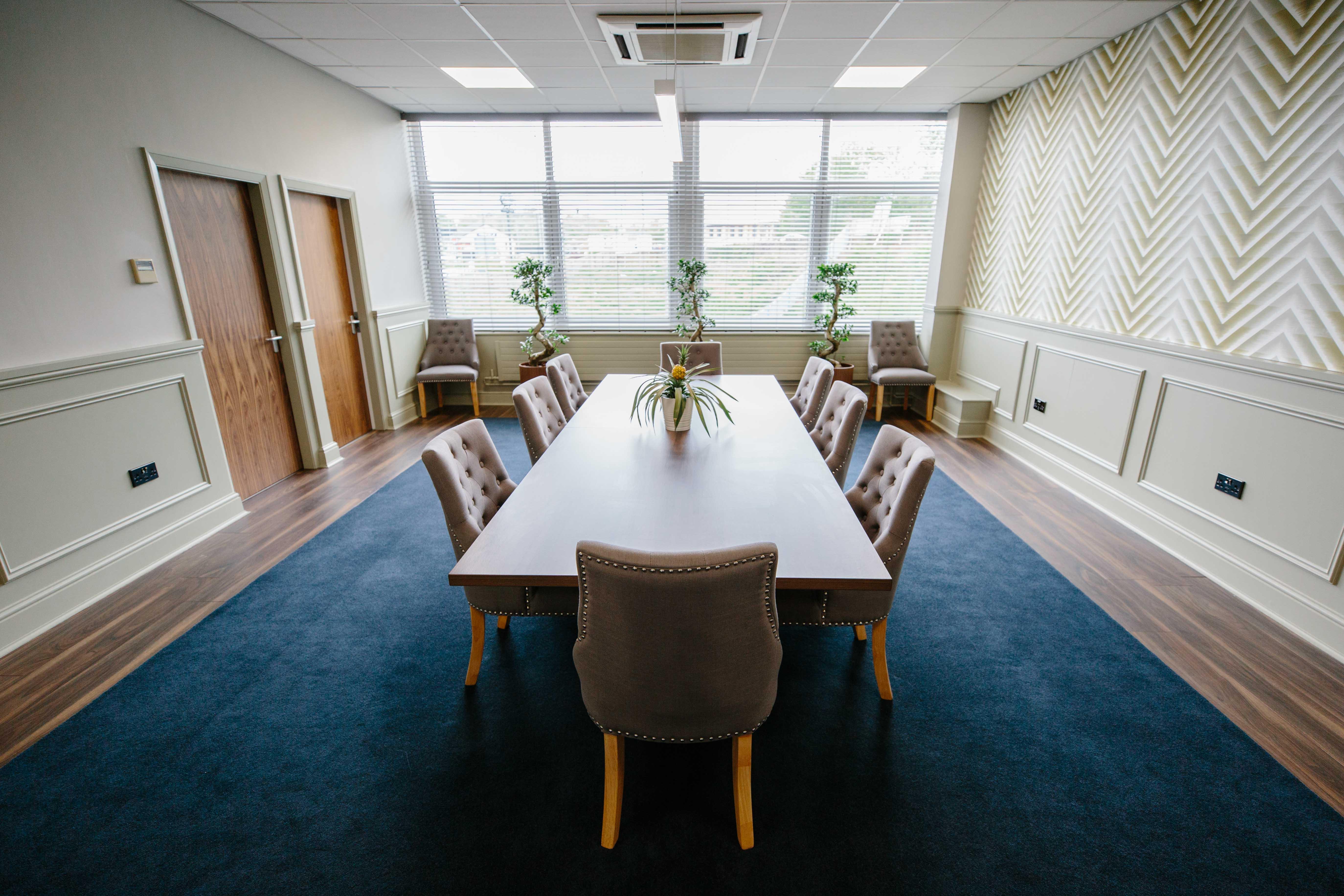 Hub26 - Boardroom