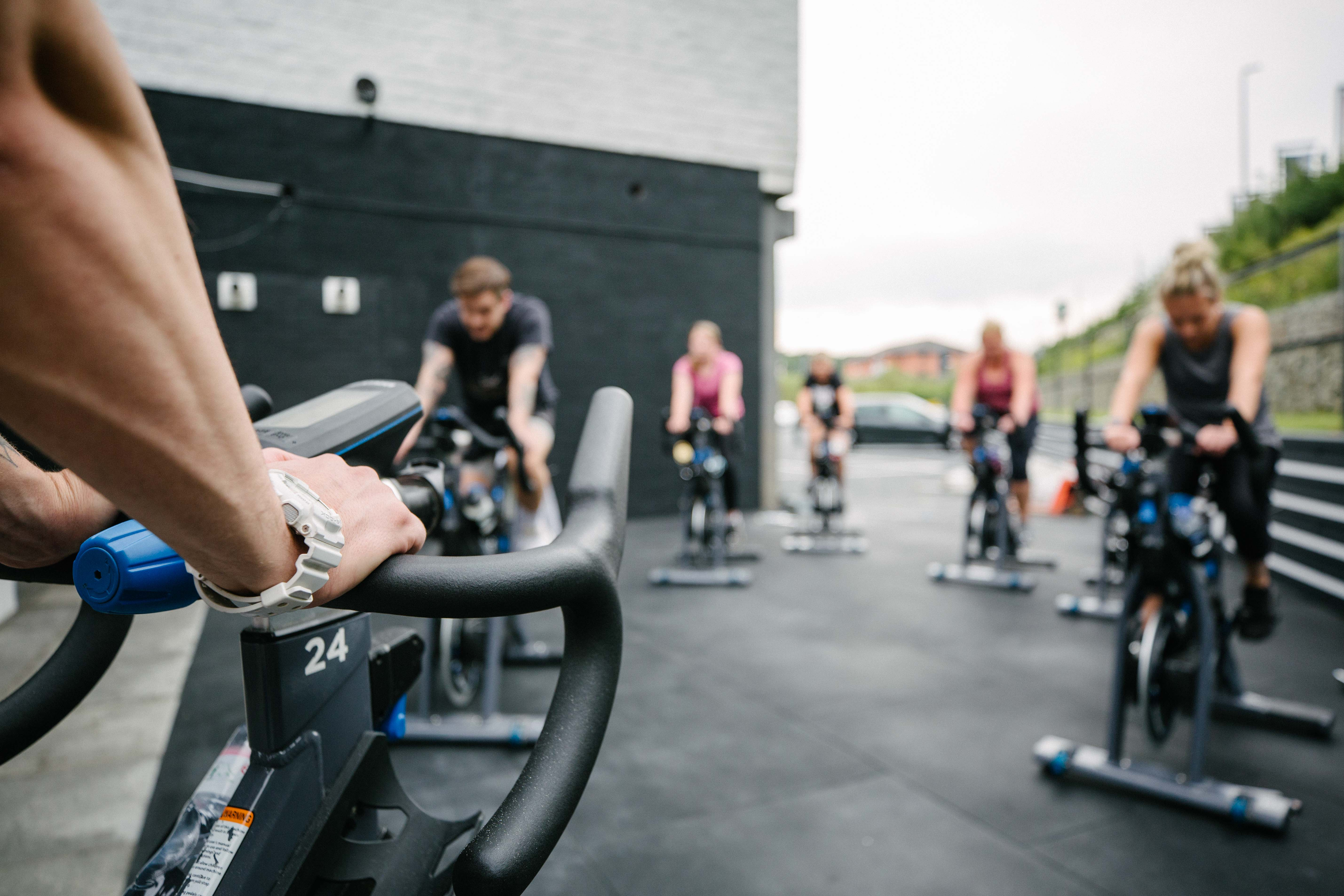 Fit26 - Outdoor Spin Class