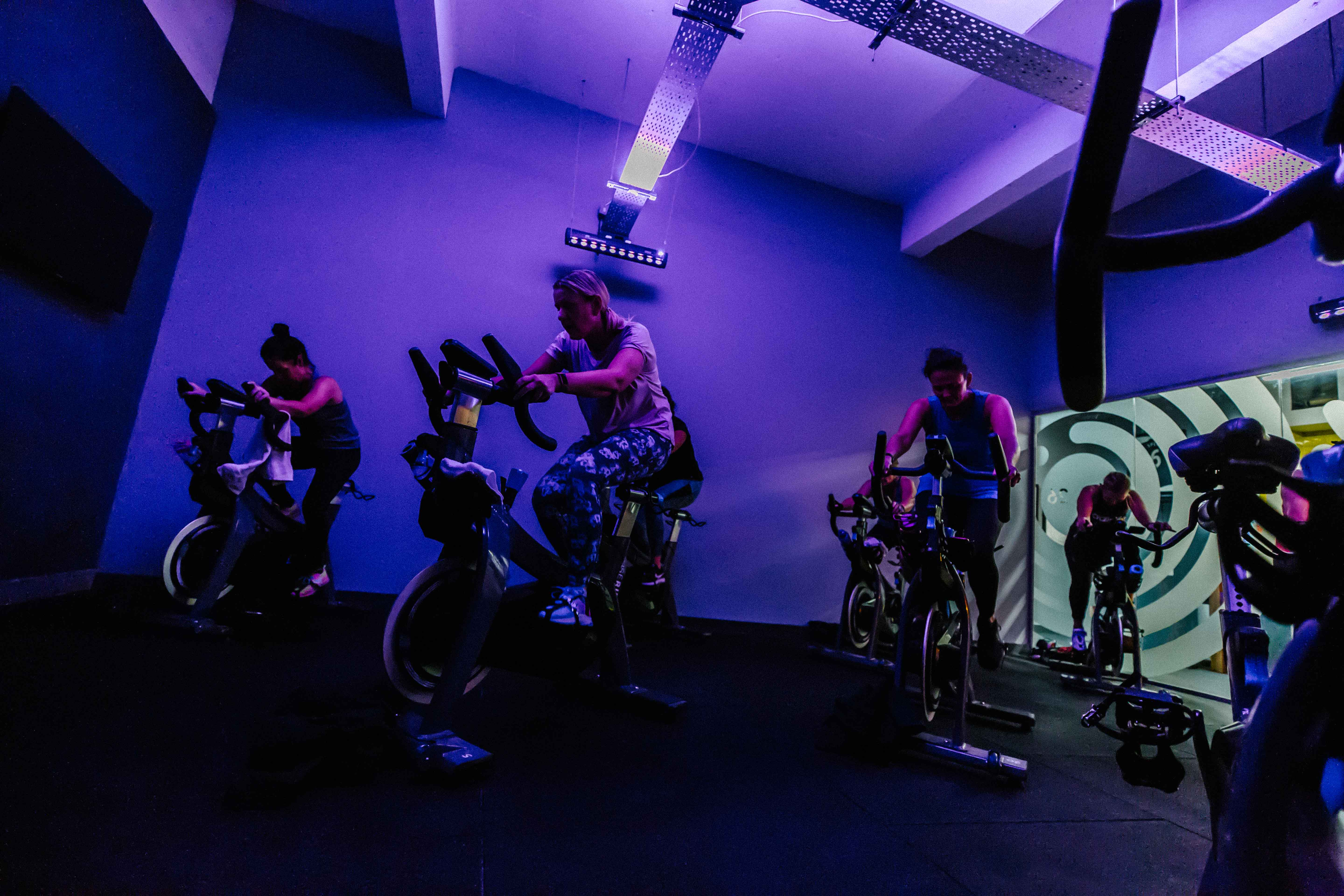 Fit26 - Indoor Spin Class