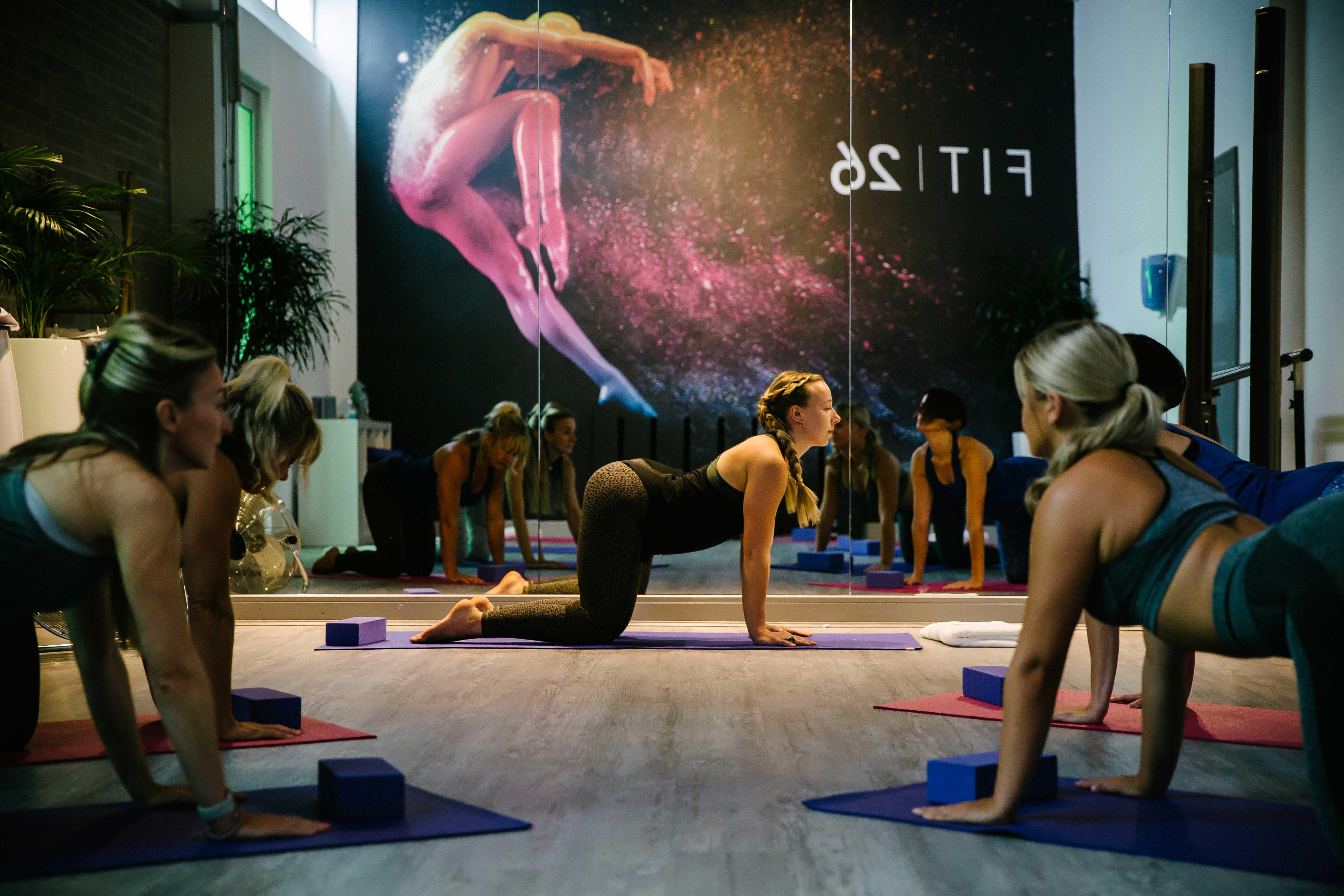 Fit26 - Yoga