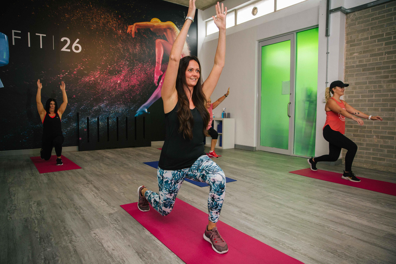 Fit26 - Yoga Class