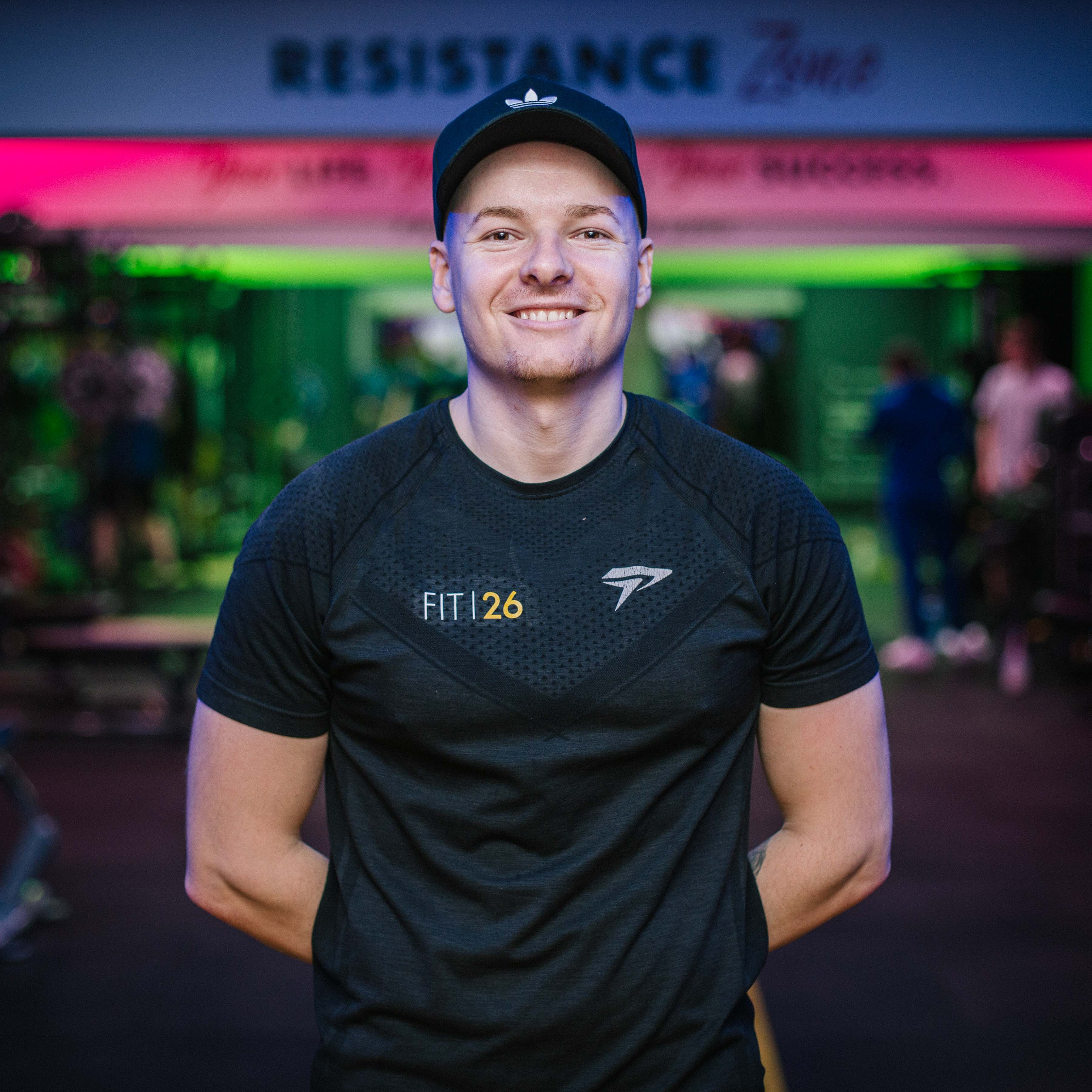 FIT26 Gym Manager Harry